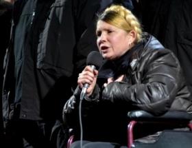 Timoşenko tedavi için Almanyaya geliyor