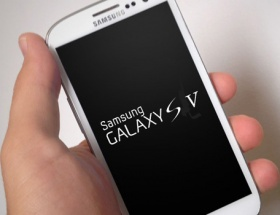 Galaxy S5 vitrine çıktı