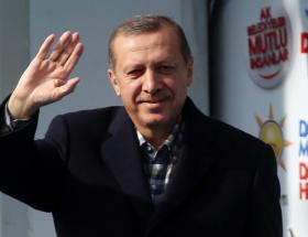 Almanyadan Erdoğana miting mesajı