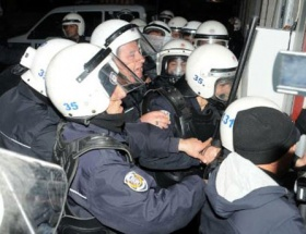 İzmir ve Ankarada müdahale!