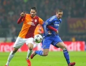 Galatasaray 1-1 Chelsea