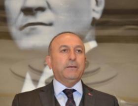 Çavuşoğlu, görevi Bozkıra devretti