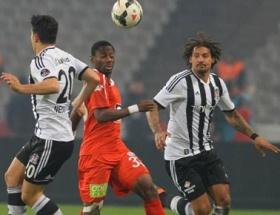 Beşiktaş 0-0 MP Antalyaspor