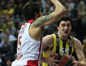 Fenerbahçe Ülker 78-74 Olympiakos