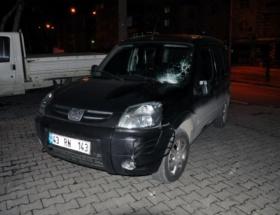 Kütahyada trafik kazası: 1 yaralı