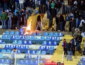 Adanada maç sonrası olay