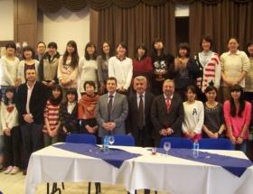 Japon öğrenciler İslamı öğreniyor