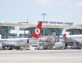 Atatürk Havalimanı, Avrupa üçüncüsü