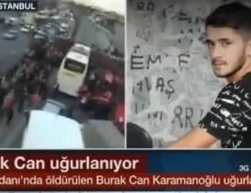 NTV muhabirine saldırı!
