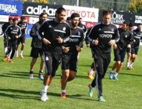 Beşiktaş, Rizespor maçı hazırlıklarını tamamladı