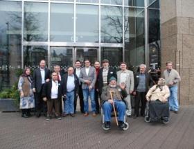 Türk kökenli yaşlılar Hollanda Meclisinde