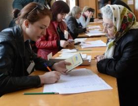 Rus basını: Kırımdaki referandumda yüzde 93 Rusyayla birleşmeye evet dedi