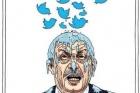 Karikatürlerle Twitter yasağı