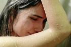 Tubadan cesur duş sahnesi
