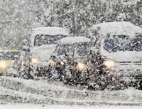 Kuvvetli kar yağışı uyarısı