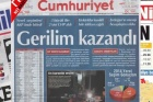 Seçim manşetleri