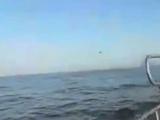 Balıkçılar UFO kovalayan jetleri görüntüledi