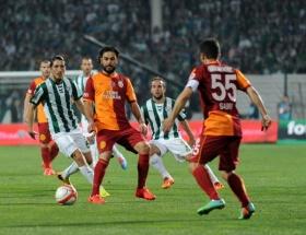 Bursaspor 2-5 Galatasaray