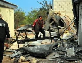 Stadyum inşaatında patlama: 6 yaralı