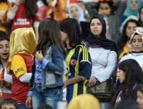 Arenada bir Fenerbahçeli!