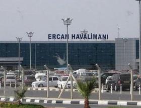Ercan Havalimanında bomba paniği