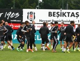 Beşiktaşta Sivasspor maçı hazırlıkları tamamlandı