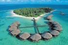 Yeryüzünün tropik cenneti Maldivler