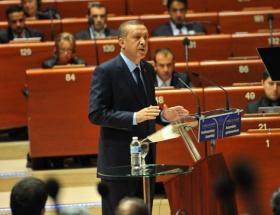 Erdoğan Avrupaya fırçayı bastı !