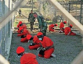 Guantanamoda Ramazan arası