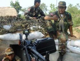 Kamboçyadan Tayland sınırındaki valilikler ve askeri birliklere uyarı