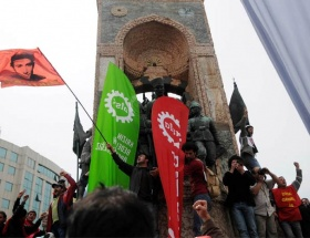 Sendikalar: Yarın Taksimdeyiz