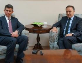 Barolar Birliği Başkanı Feyzioğlu, Erzurumda