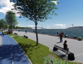 İstanbula yeni bisiklet yolu