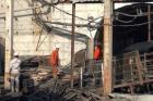 Soma Kömürleri Yeraltı Kömür İşletmelerinde yangın