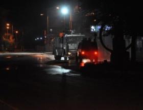 Tuncelide lojman güvenliğini sağlayan polise molotoflu saldırı