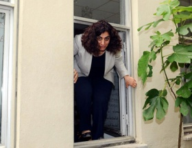 Fakülteye pencereden girip çıktı