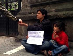 Trabzonda dilenen Suriyeliler kamplara gönderilecek