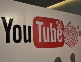 Youtube Tayland hizmete girdi