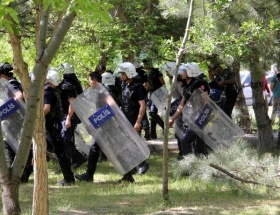 Erciyes Üniversitesi karıştı
