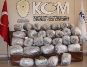 Gaziantepte uyuşturucu operasyonu: 10 gözaltı