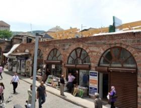 Ulucami Caddesi eski ihtişamlı günlerine kavuşuyor