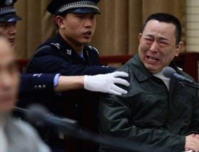 Mafya babası idamı duyunca hüngür hüngür ağladı
