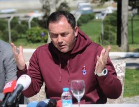 Trabzonsporda Mandıralı bilmecesi