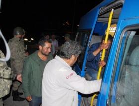 PKKnın kaçırdığı 6 işçi serbest