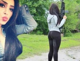 Sosyal medya fenomeni uyuşturucu kraliçesi