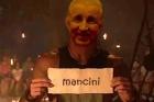Sosyal medyada Mancini geyikleri