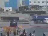 İsrail askerlerine böyle saldırdılar!