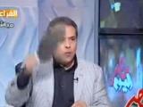 Arap televizyonunda terlikli Türkiye protestosu