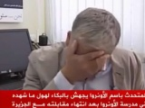Gazzeyi gören BM sözcüsü röportajda hıçkıra hıçkıra ağladı
