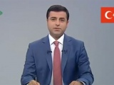 TRT ekranlarında TRTye imalı mesaj